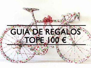 Regalos para ciclistas - Tope 100 euros