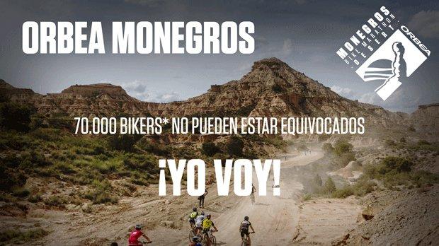 Monegros orbea 2016