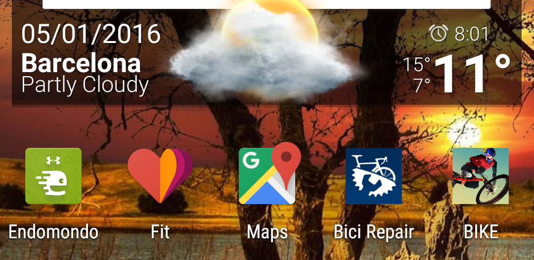 5 apps para tu movil ciclista