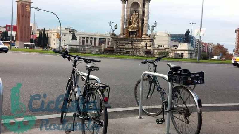 Bicicleta al trabajo