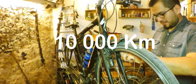10 0000 km salidas