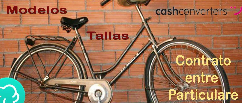 Comprar bicicleta segunda mano consejos a seguir
