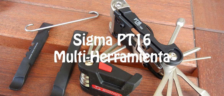 Sigma PT16 Multi herramienta