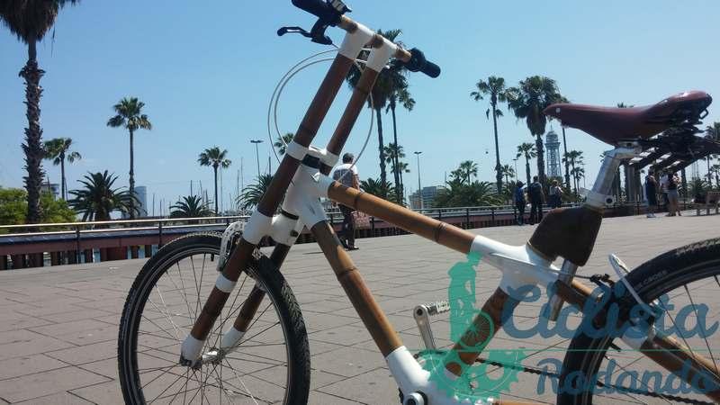 bamboo bike bcn tour