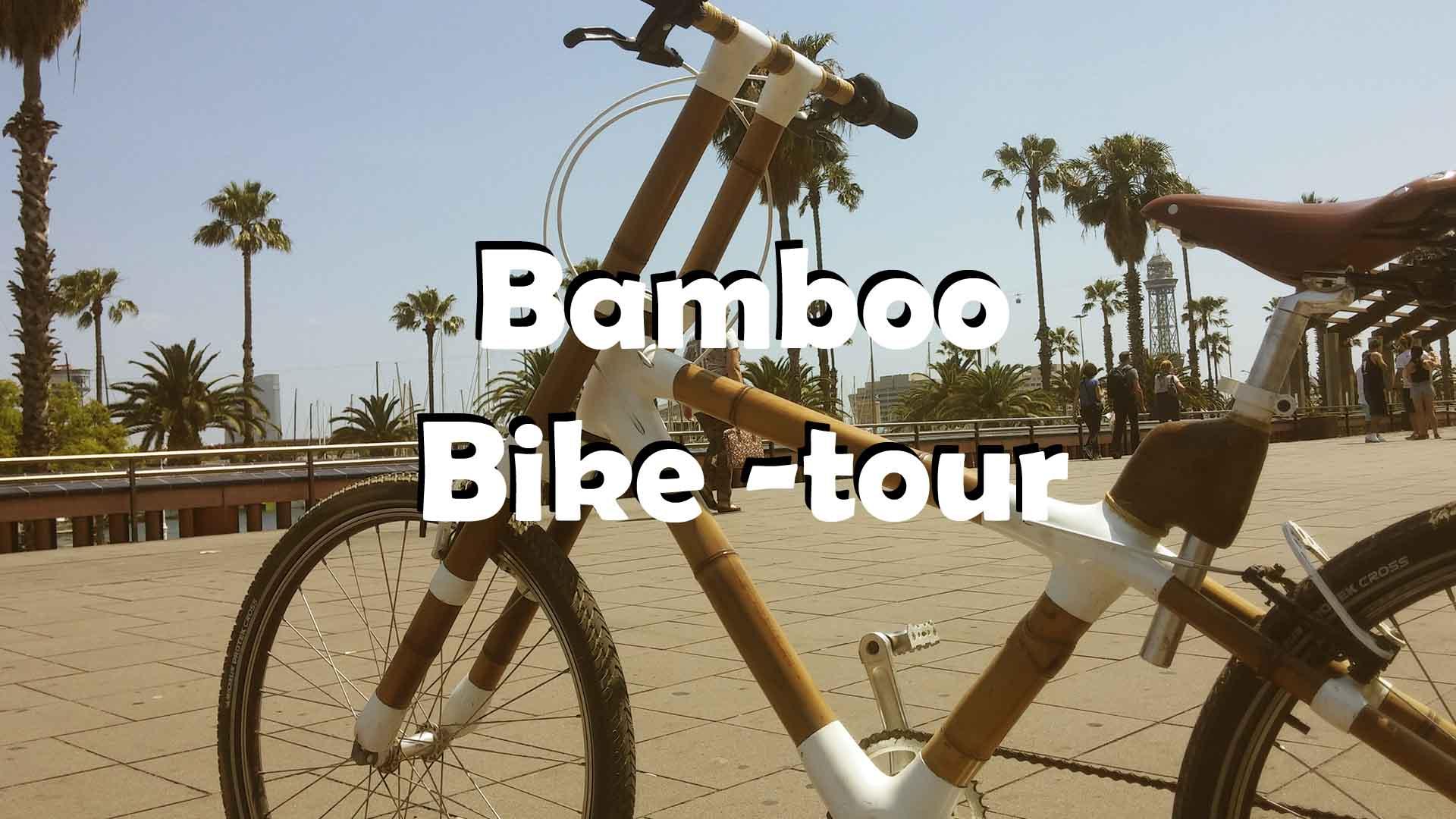 bamboo bike bcn