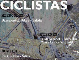 Salidas Ciclistas 06122016