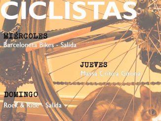 Planes Ciclistas en Barcelona Semana 52
