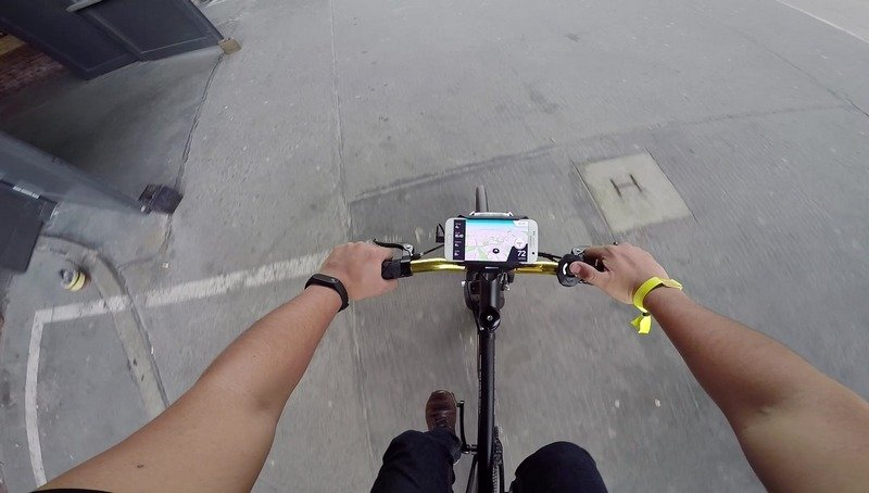 Cobi convierte tu bicicleta en una Smart Bike riding