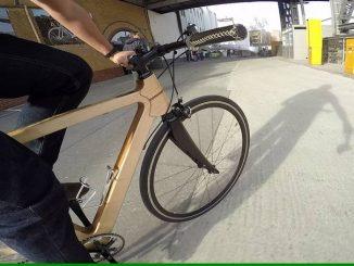 Coh&Co Bicicletas de madera para adultos