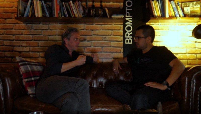 Copenhagenize Barcelona con Mikael Colville entrevista