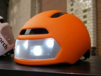 Torch Casco luces integradas