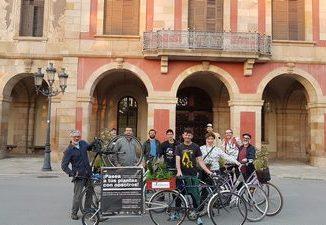 Derivas Babilonicas Pasea las plantas por tu ciudad en bicicletas