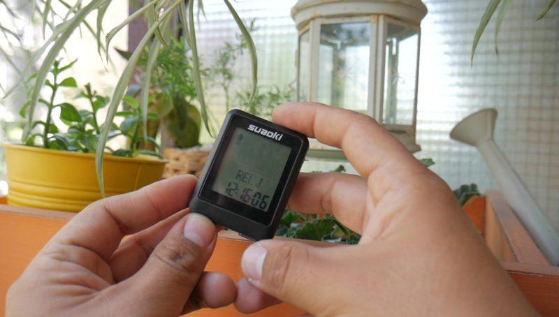 Cuentakilómetros Suaoki 9500 el más barato