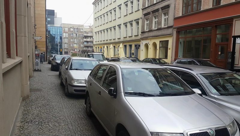 parking en breslavia libre