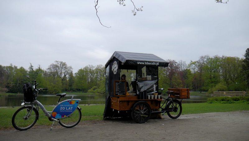 Wroclaw Polonia Bicicletas Públicas