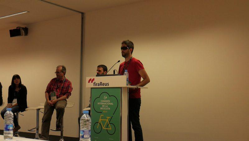 Tandemdh 6 congreso Internacional de la Bicicleta Reus