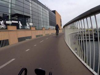 reina de Dinamarca se mueve en una Christiana Bikes