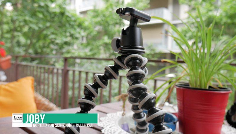 Gorillapod SLR-Zoom review