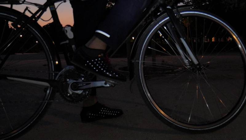 zapatillas reflectantes ciclismo prooü