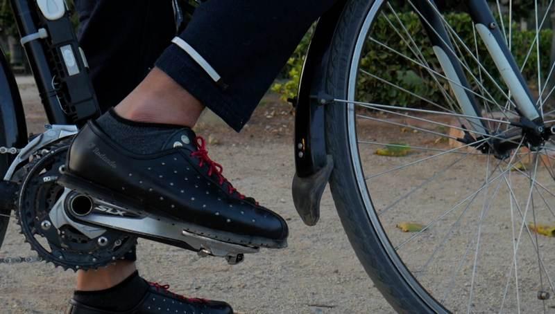 zapatillas ciclismo clasico ribo
