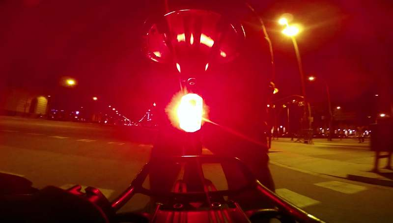 see sense luz deñamtear bicicleta review