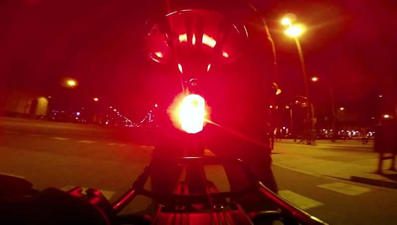 see sense luz trasera bicicleta review