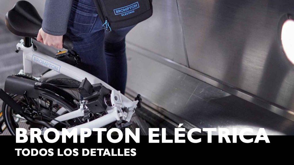 brompton electrica detalles