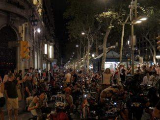 Masa Crítica Barcelona Septiembre 2017