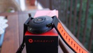 Review Xiaomi Amazfit con bicicleta y piscina 2