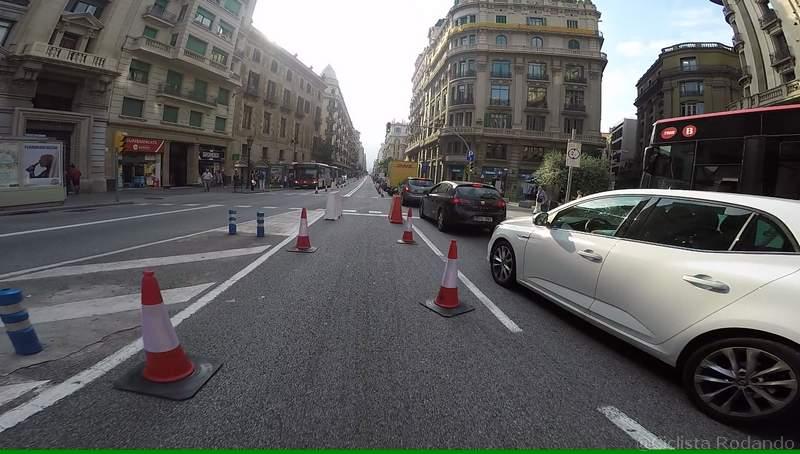 Día sin coches Barcelona 2017