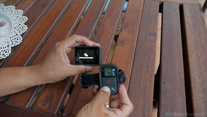 GOpro hero 6 smart remote