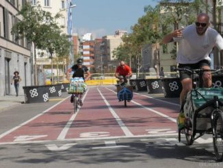 cargo bike race barcelona 2017