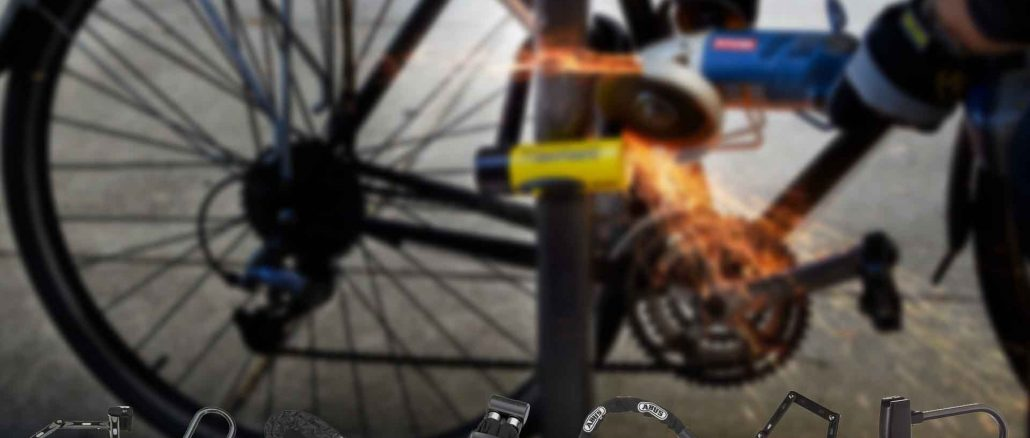 mejores candados de bicicleta ranking