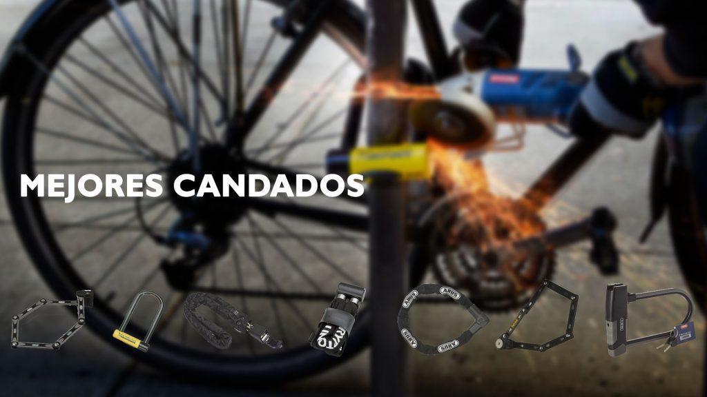 mejores candados bicicleta