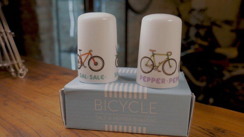 sal y pimienta bicicleta