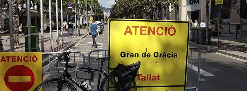 Barcelona Madrid y Sevilla eliminarán carriles bicicleta para el 2018