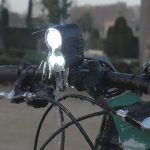Luz bicicleta BVDV