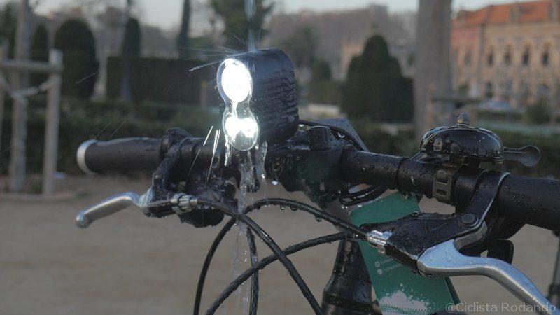 resistencia agua luz bicicleta chinas