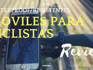 Smartphone para ciclismo