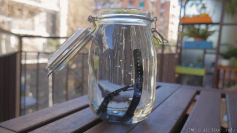 amazfit bip resistencia agua