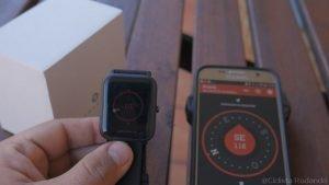smartwatch brujula amazfit bip