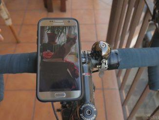 apps ciclistas QuadLock Bicicleta