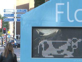 semáforo inteligente bicicletas flo