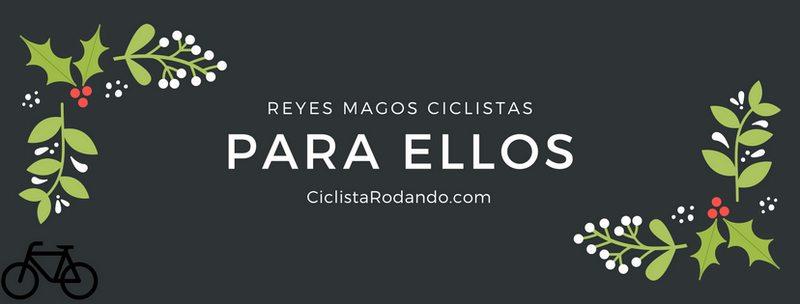 regalo reyes ciclista hombres