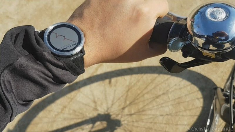 Garmin vivo active 3 gpx