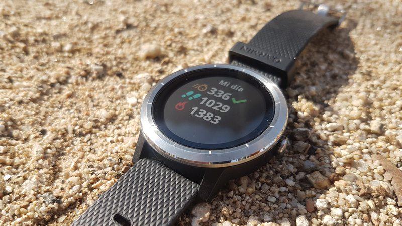 Garmin VivoActive 3 monitor actividad