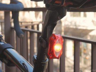 Raypal Luz trasera para bicicleta potente y barata 3