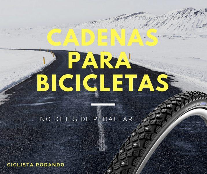 ciclismo en in