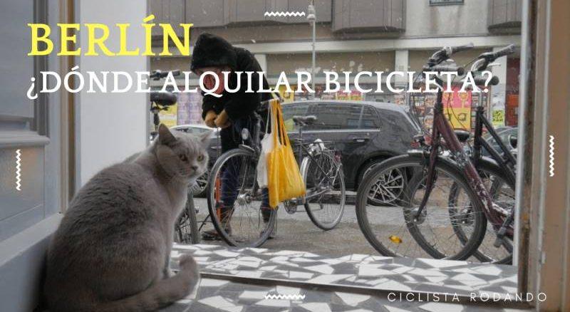 berlin alquilar bicicleta