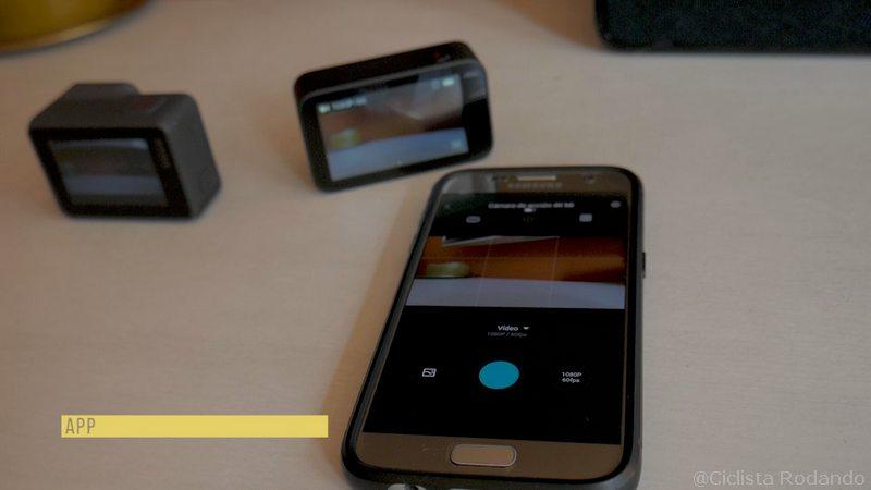 Gopro Hero 2018 Vs Xiaomi Mijia 4K comparativa app